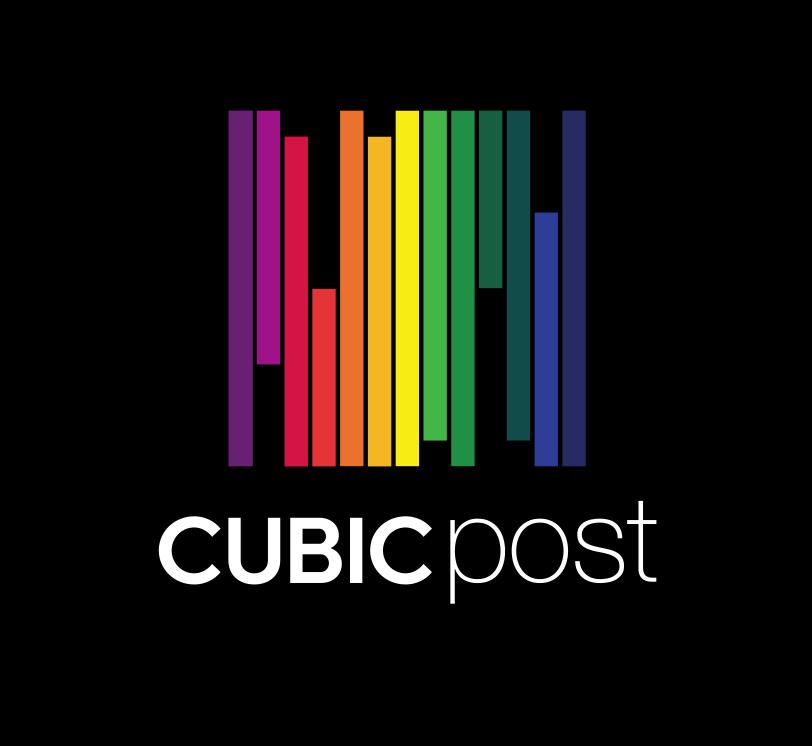 Logo cubic N centrado